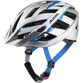 Alpina Panoma 2.0 Helmet silver-white cyan